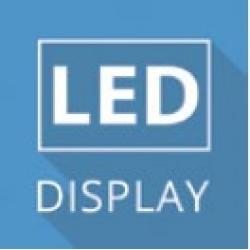 LED-display vnútornej jednotky