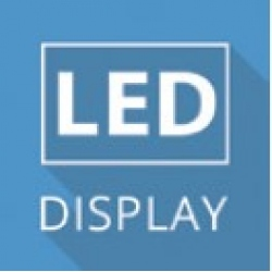 LED-Display of indoor unit