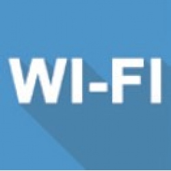 The Wi-Fi function module to manage the air conditioner via a Smartphone/Tablet (OS: Android, iOS)