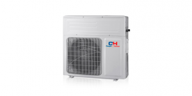 Heat pumps for heating and hot water en / Heat pumps for series