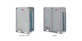 Heat pumps for heating and hot water en / Industrial heat pump f