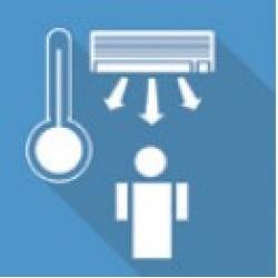 """""""I Feel"""" - Zariadenie automaticky nastaví teplotu priestoru v závislosti od teploty nameranej na diaľkovom ovládači"""